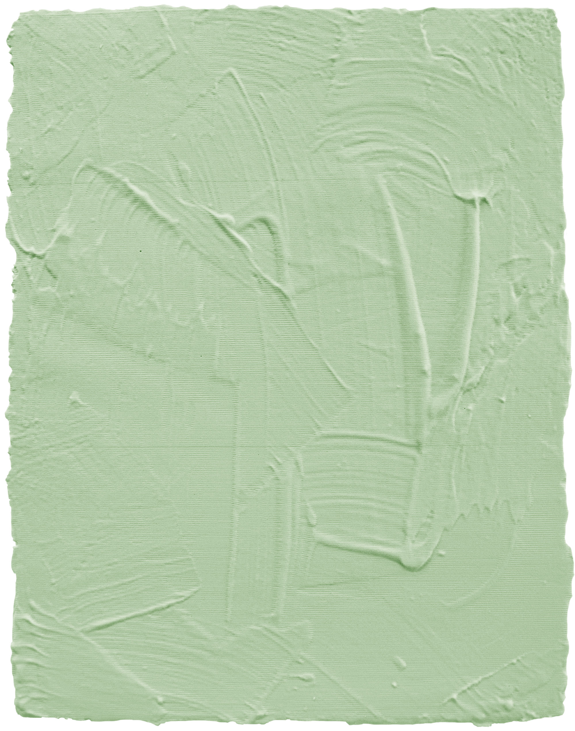 Untitled (Abstract Painting) Green